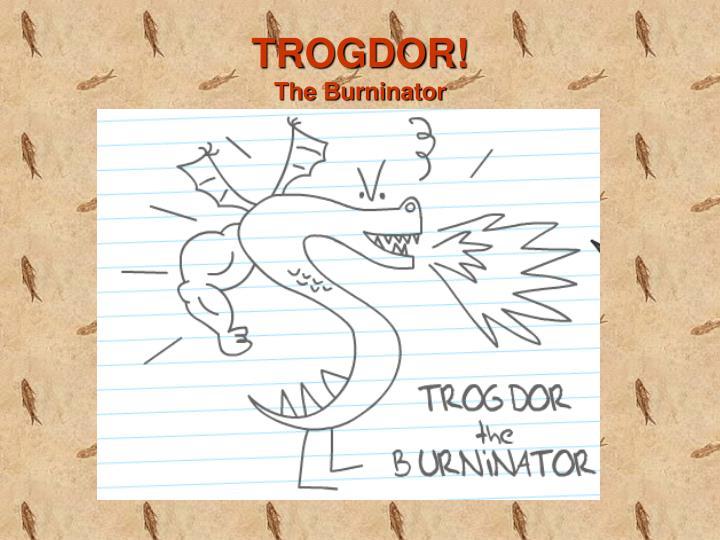 TROGDOR!