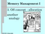 memory management i17