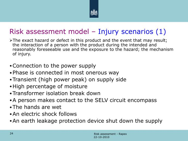 Ppt  Risk Assessment Powerpoint Presentation  Id