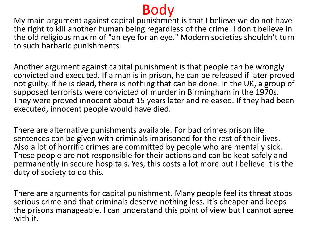 PPT - Unit 4: Crime and Punishment PowerPoint Presentation