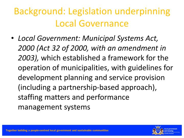 current legislation and policies and guidance underpinning person centred thinking and planning Person centred planning, service planning or individual program planning and assessment may, legitimately, exist alongside each other and have implications for originating with wolfsenberger, person centred planning has its roots in the normalisation and independent living movements.