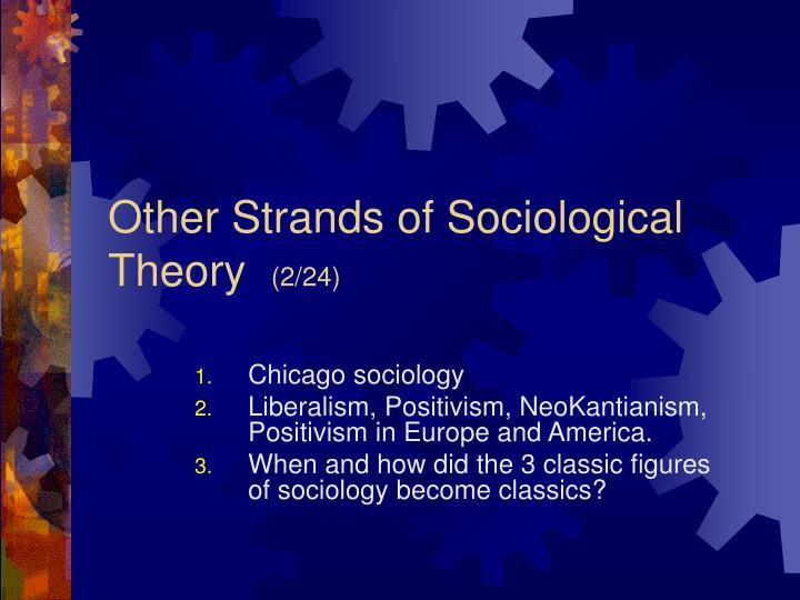 a comparison of classicism and positivism as the two theories of criminology Pdf | while there has been significant growth in victimology theories since its roots in the mid twentieth century, these developments have not been adequately.