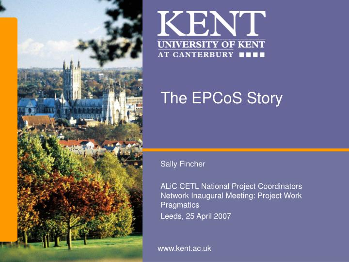 the epcos story n.