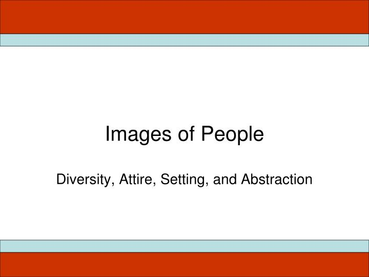 Images of People