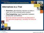 alternatives to a trial
