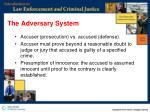 the adversary system