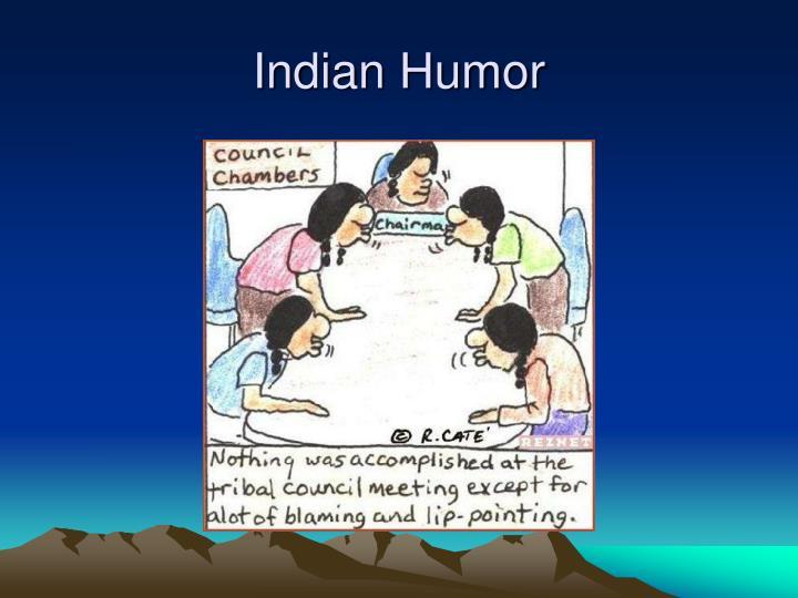 Indian Humor