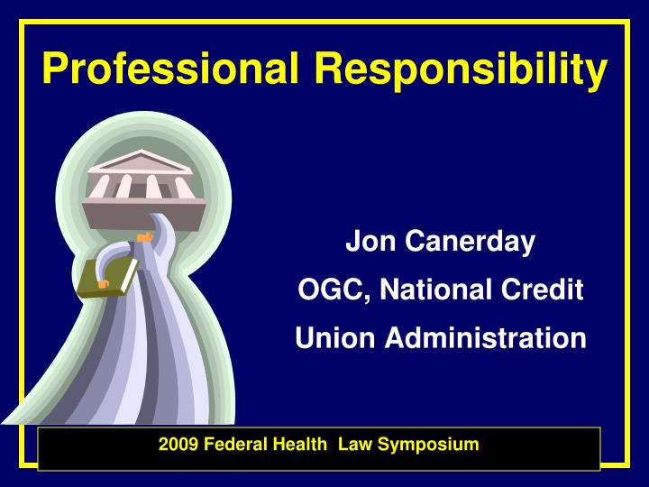 jon canerday ogc national credit union administration n.