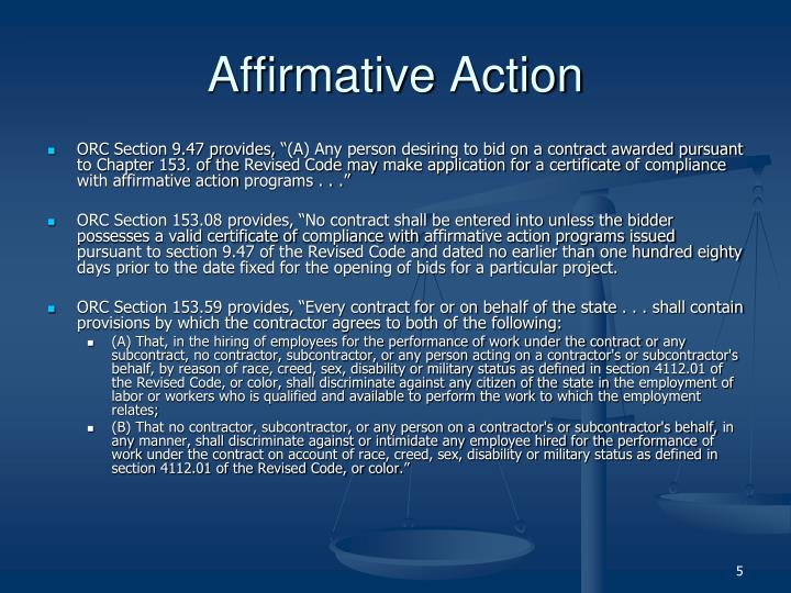 """accounts of affirmative action Affirmative action in college admissions for african americans has been losing support in the united states for some time, with new """"colorblind"""" methods of ending gaining ground in the courts ."""
