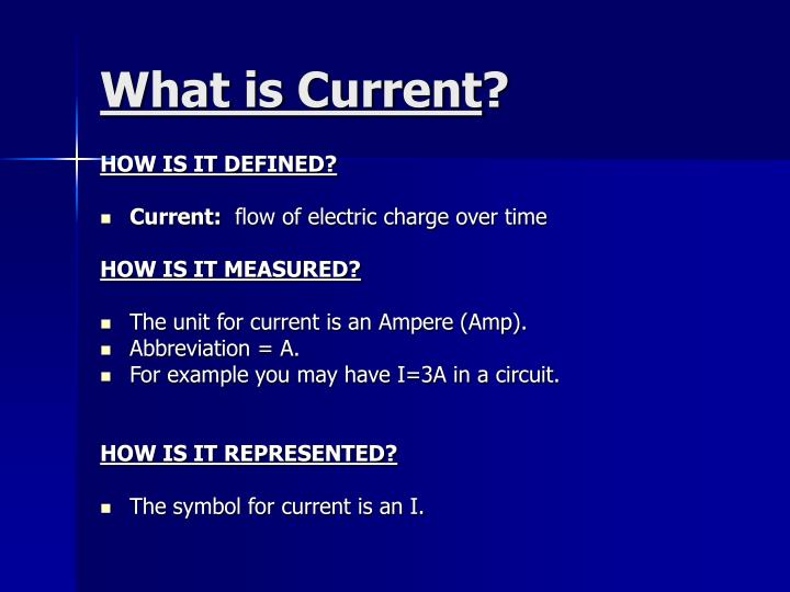 Ppt Measurements In A Circuit Powerpoint Presentation Id1747488