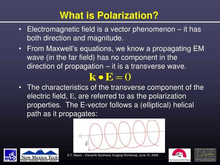 What is Polarization?