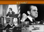 a crook