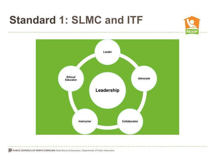 Standard 1 slmc and itf