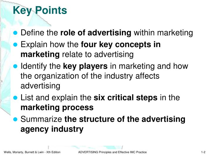 the structure of the advertising industry