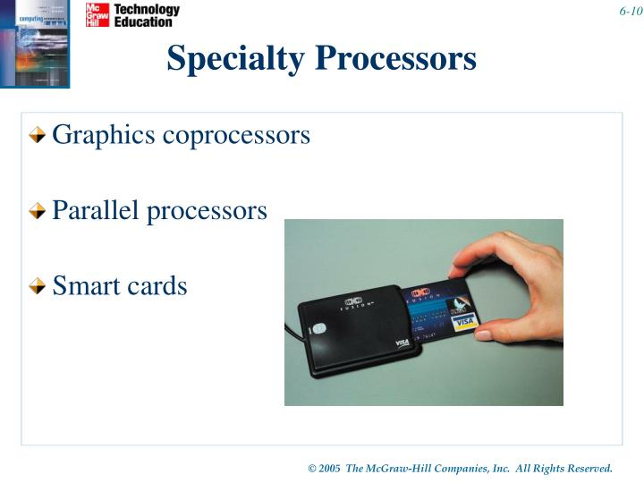 Specialty Processors