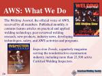 aws what we do3