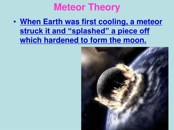 Meteor Theory