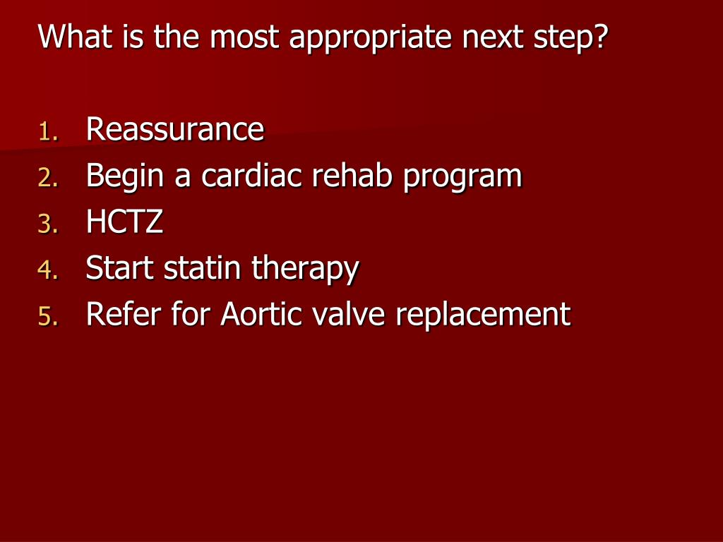 PPT - Cardiology Board Review PowerPoint Presentation - ID