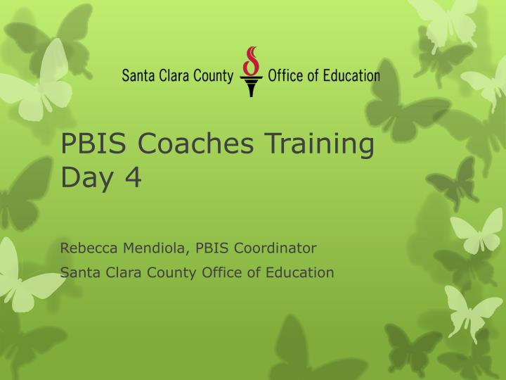 pbis coaches training day 4 n.