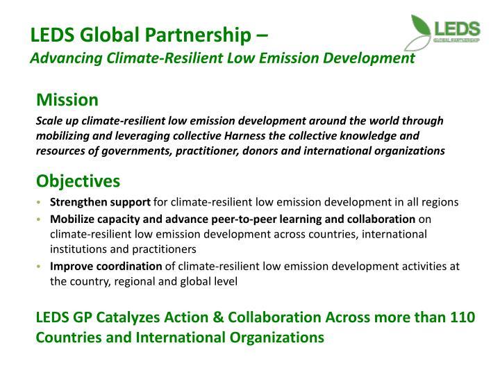 LEDS Global Partnership