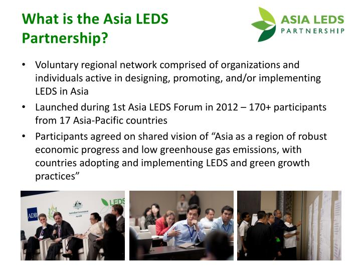 What is the Asia LEDS