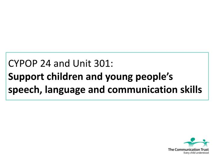 unit 301 communication professional relationships Unit 301 communication & professional relationships with children and adults a positive relationship is beneficial to any adult that enters a school and also to children children are adults are more likely to have a positive relationship if communication is strong and effective.