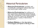 historical particularism2