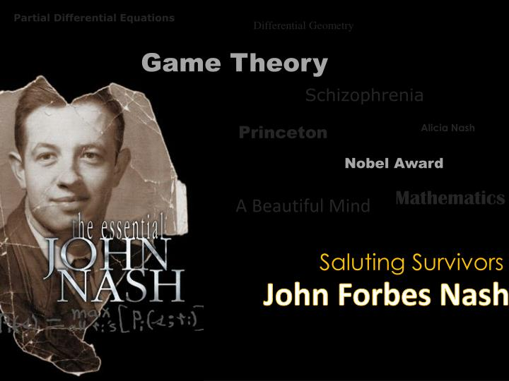 Ppt A Beautiful Mind By Sylvia Nasar Powerpoint Presentation Id
