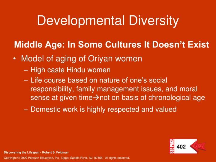 Developmental Diversity