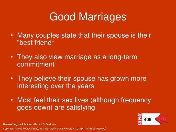 Good Marriages