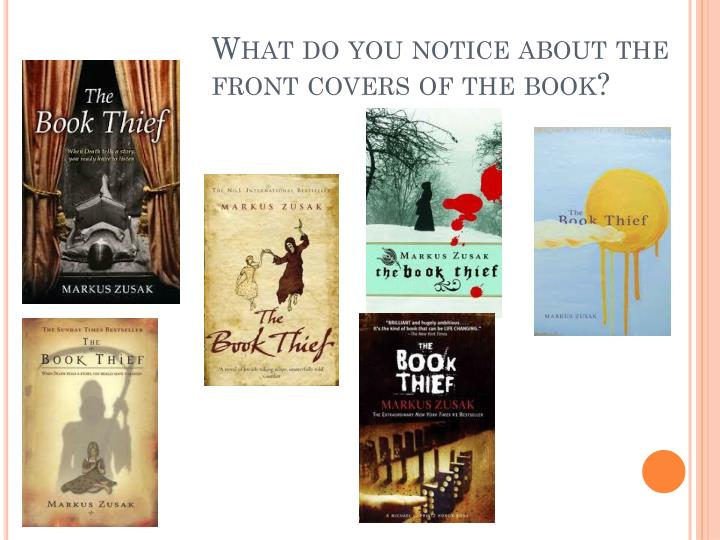 Ppt The Book Thief Powerpoint Presentation Id1750021