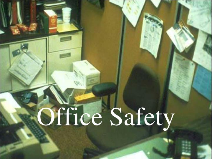 office safety n.