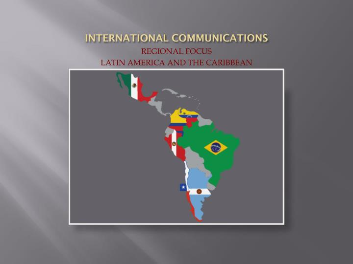 international communications n.