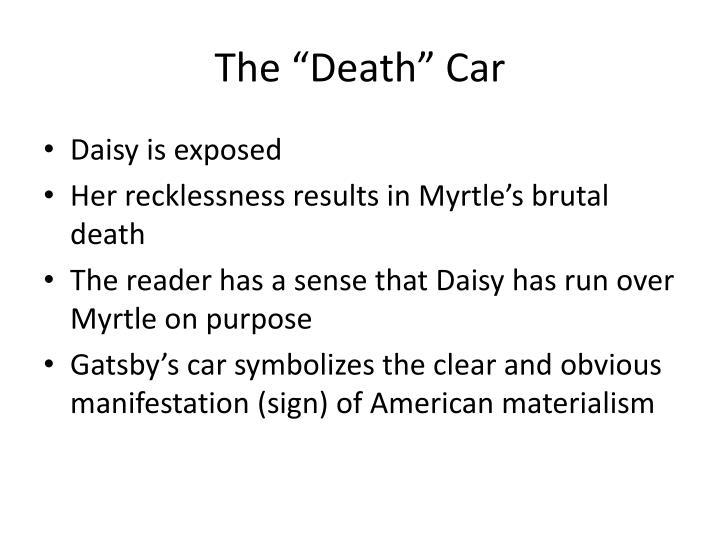 """The """"Death"""" Car"""