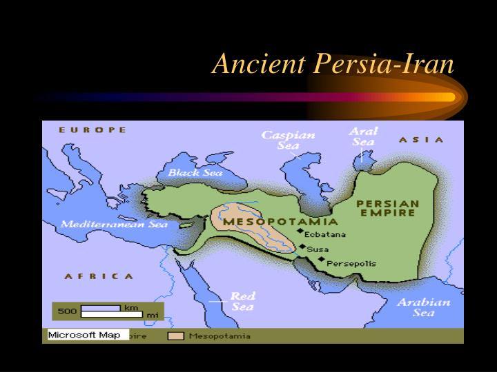 Ancient persia iran