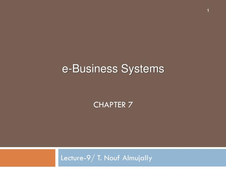 lecture 9 t nouf almujally n.