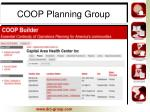 coop planning group7