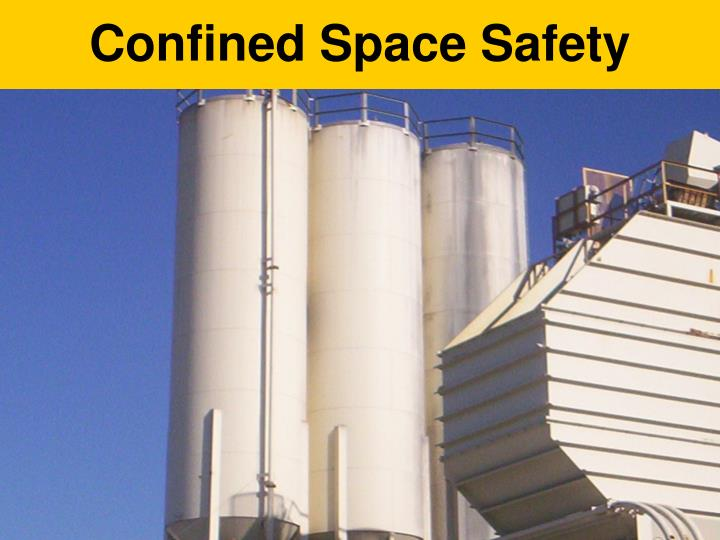 confined space safety n.