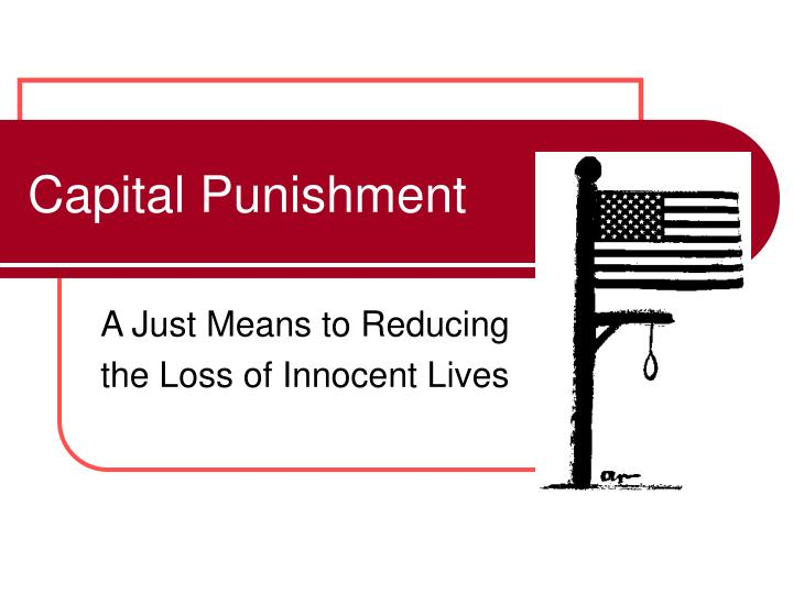 capital punishment morality ©2009—2018 bioethics research library box 571212 washington dc 20057-1212 2026873885.