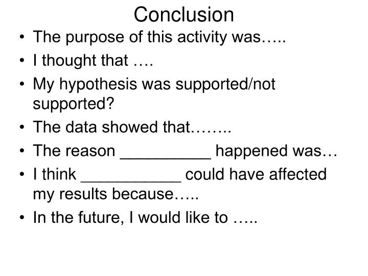 Ppt Conclusion Powerpoint Presentation Free Download Id