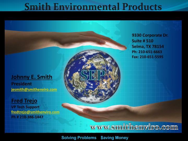Smith Environmental Products