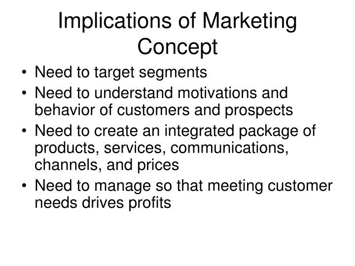 marketing implications Journal of management and marketing research, volume 2 how religion has embraced, page 1 how religion has embraced marketing and the implications.