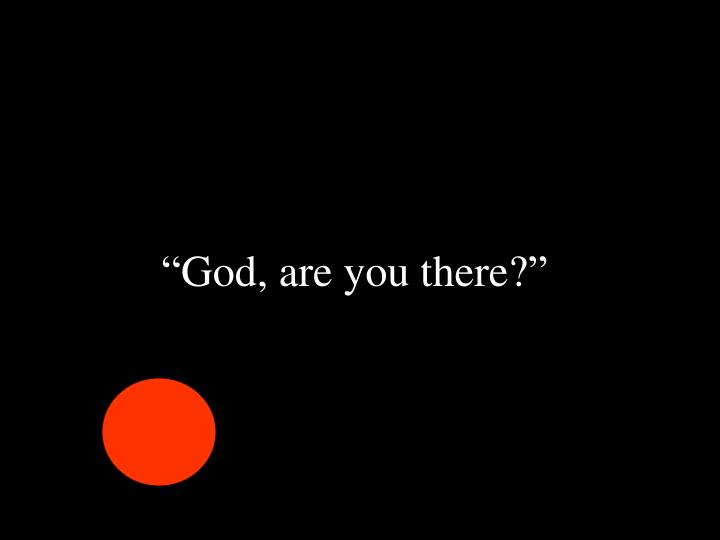 god are you there n.