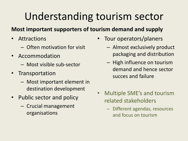 supply and demand and tourism Analysis of tourism demand and supply - one of the essential elements of an area in tourism planning published in scientific papers series management, economic engineering in agriculture and rural development, vol 14 issue 1.