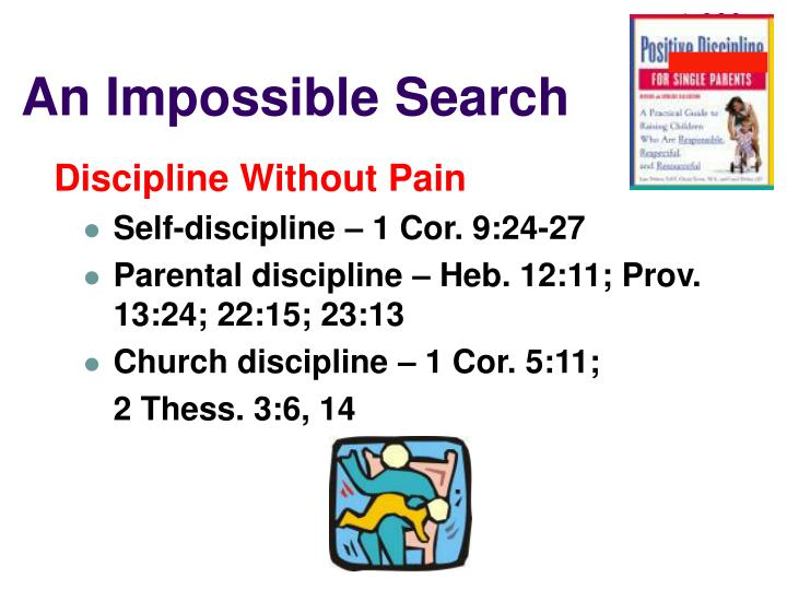 An Impossible Search