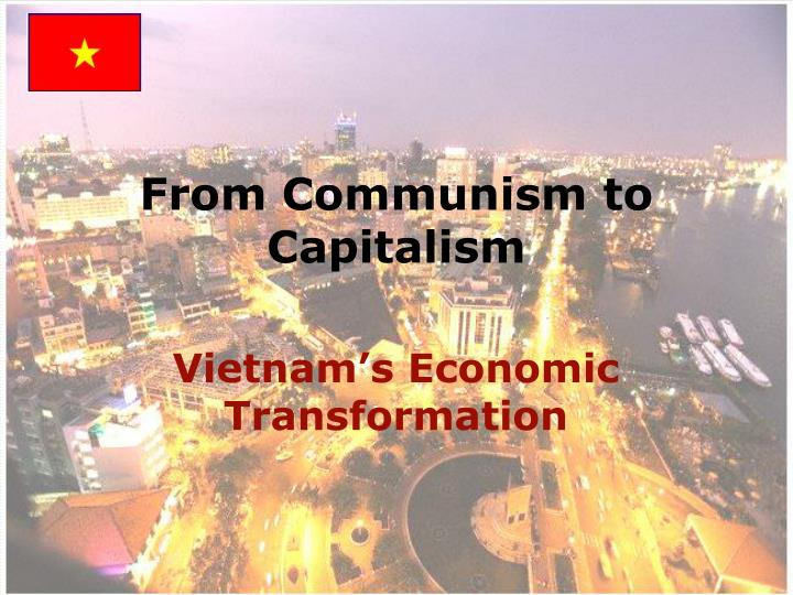 from communism to capitalism n.