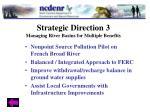 strategic direction 3 managing river basins for multiple benefits