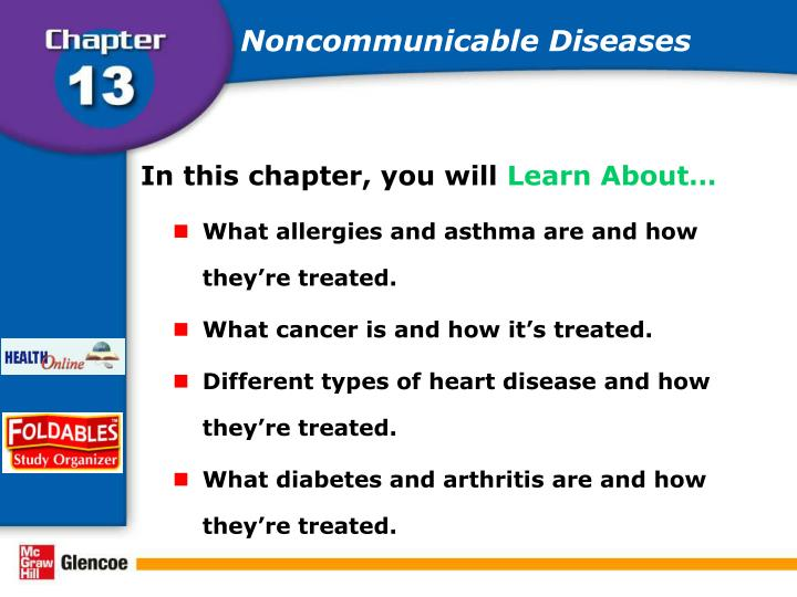noncommunicable diseases n.