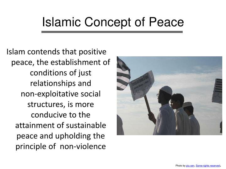 is peace and non violence outdated concepts Summary of nonviolence and peace abu-nimer debates several concepts that are they always questioned the excessive use of violence by the.