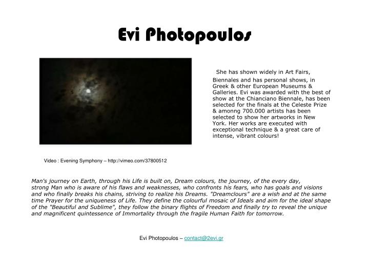 evi photopoulos n.